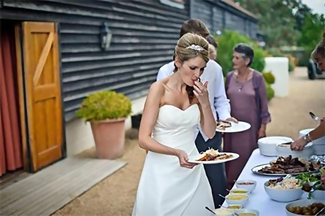 barbeque catering wedding